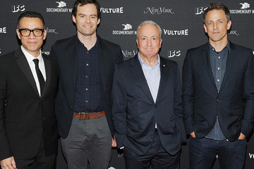 Lorne Michaels IFC, New York Magazine and Vulture Host the Premiere of 'Documentary Now'