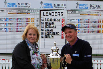 Lorraine Broadhurst Scottish Senior Open - Day Three