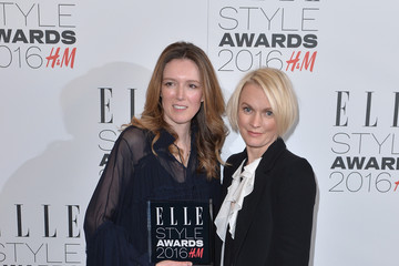 Lorraine Candy Elle Style Awards 2016 - Winners Room
