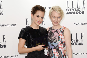 Lorraine Candy Elle Style Awards 2014 - Winners Room