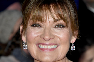 Lorraine Kelly National Television Awards 2019 - Red Carpet Arrivals