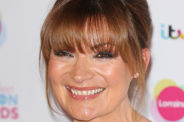 Lorraine Kelly Lorraine's High Street Fashion Awards - Red Carpet Arrivals