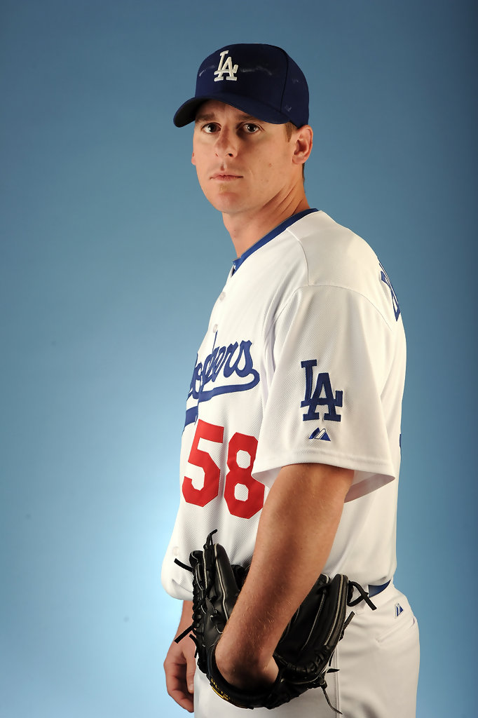 Chad Billingsley Photos Photos Los Angeles Dodgers Photo