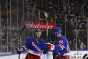 Michael Grabner and Kevin Hayes Photos Photo
