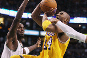 Kobe Bryant Kevin Garnett Photos Photo