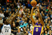 Nick Young Anthony Bennett Photos Photo