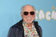 Jimmy Buffett arrives at the Los Angeles Premiere for Neon and Vice Studio's The Beach Bum at ArcLight Hollywood on March 28, 2019 in Hollywood, California.