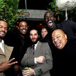 Kevin Garnett and Josh Safdie Photos