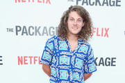 """Blake Anderson attends the Los Angeles special screening & after party For The Netflix Film """"The Package"""" at El Cid on August 7, 2018 in Los Angeles, California."""