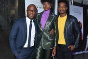 Barry Jenkins and Kiki Layne Photos Photo