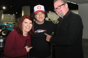 Kate Flannery Chris Haston Photos Photo