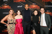Henry Simmons Ming-Na Wen Photos Photo