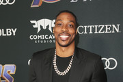 """Dwight Howard attends the Los Angeles World Premiere of Marvel Studios' """"Avengers: Endgame"""" at the Los Angeles Convention Center on April 23, 2019 in Los Angeles, California."""