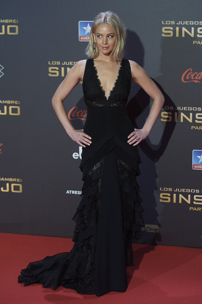 'The Hunger Games: Mockingjay - Part 2' Madrid Premiere