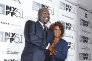 Alfre Woodard and Steve McQueen Photos Photo