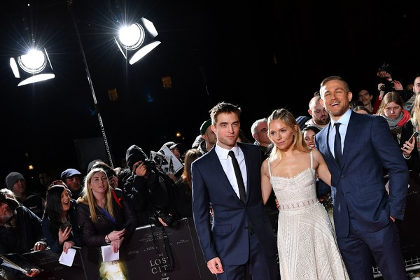 Image result for the lost city of z uk premiere