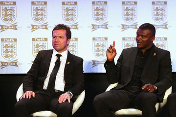 Lothar Matthaus Launch to Mark the FA's 150th Anniversary Year