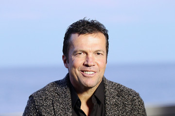 Lothar Matthaus Golden Foot - Previews