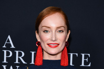 Lotte Verbeek Aviron Pictures' Los Angeles Premiere Of 'A Private War' - Arrivals