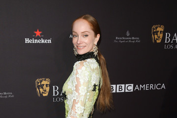 Lotte Verbeek The BAFTA Los Angeles Tea Party - Arrivals
