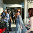 Lotte Verbeek Celebrity Sightings During The 77th Venice Film Festival - Day 1