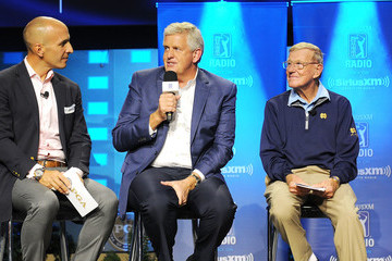 Lou Holtz SiriusXM Broadcasts From the PGA Merchandise Show in Orlando Florida - Day 1
