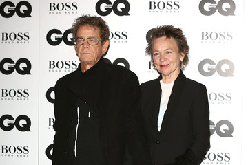 Lou Reed Arrivals at the GQ Men of the Year Awards — Part 4