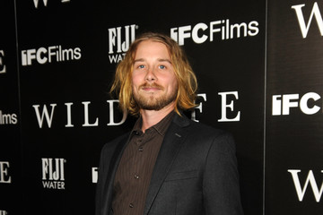 Lou Taylor Pucci FIJI Water At The 'Wildlife' Los Angeles Premiere