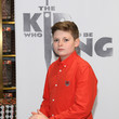 Louis Ashbourne Serkis 'The Kid Who Would Be King' Photo Call