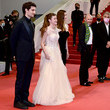 """Louis Garrel """"Bac Nord"""" Red Carpet - The 74th Annual Cannes Film Festival"""
