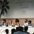 """Louis Garrel """"Cinema For The Climate"""" Press Conference - The 74th Annual Cannes Film Festival"""