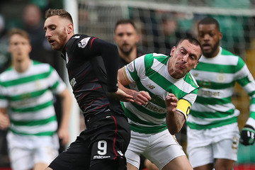 Louis Moult Celtic v Motherwell - Ladbrokes Scottish Premiership