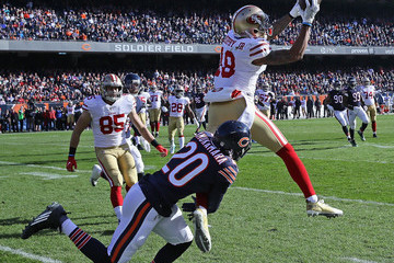Louis Murphy San Francisco 49ers v Chicago Bears