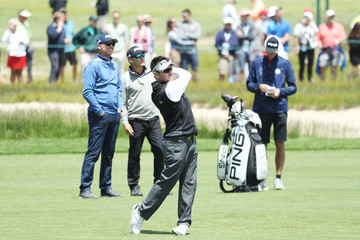 Louis Oosthuizen U.S. Open - Preview Day 1