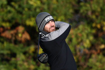 Louis Oosthuizen The CJ Cup - Round One