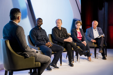 Louis Saha Inaugural Sports, Politics, And Integrity Conference Run By the Foundation For Sports Integrity (FFSI)