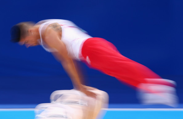 20th Commonwealth Games: Artistic Gymnastics