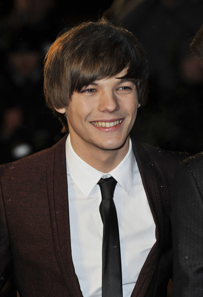 Louis Tomlinson Louis Tomlinson attends the Royal Film Performance and    Louis Tomlinson