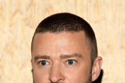 Justin Timberlake attends the Louis Vuitton Womenswear Spring/Summer 2020 show as part of Paris Fashion Week on October 01, 2019 in Paris, France.