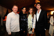 Nick Jones and Dasha Zhukova Photos Photo