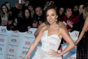 Louisa Lytton National Television Awards 2019 - Red Carpet Arrivals