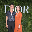 Louise Bourgoin Christian Dior Celebrates 70 Years of Creation - Exhibition At Musee des Arts Decoratifs - Photocall