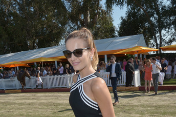 Louise Roe Sixth-Annual Veuve Clicquot Polo Classic, Los Angeles - Inside