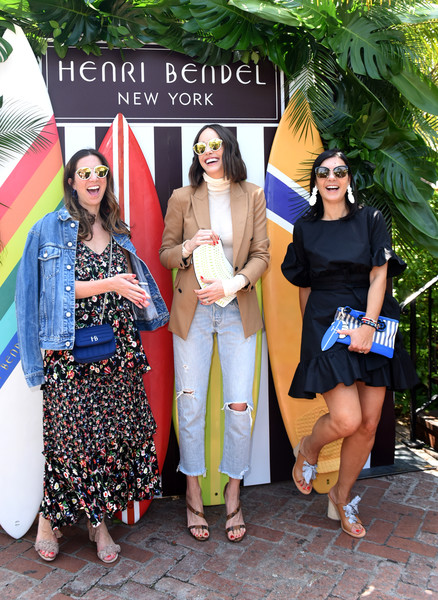Henri Bendel Surf Sport 2018 Collection Launch