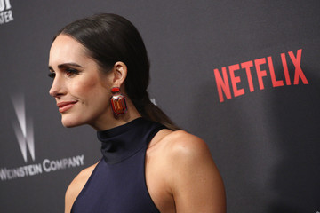 Louise Roe 2017 Weinstein Company and Netflix Golden Globes After Party - Arrivals