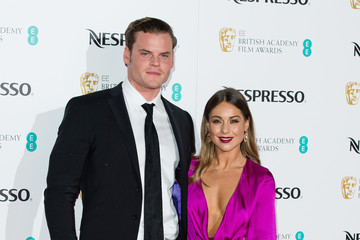 Louise Thompson British Academy Film Awards Nominees Party