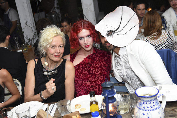 Soho Beach House & Ellen von Unwerth Tableaux Vivants: Decadence. Deviance. Dinner. During Art Basel Miami 2015