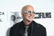 "Paul Shaffer attends the Opening Night Gala of ""Love, Gilda"" - 2018 Tribeca Film Festival at Beacon Theatre on April 18, 2018 in New York City."