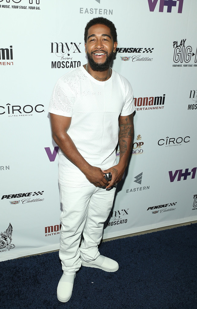Omarion in Love & Hip Hop: Hollywood Premiere Event - Zimbio