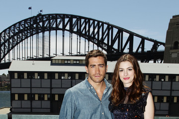 "Anne Hathaway Jake Gyllenhaal ""Love & Other Drugs"" Press Conference In Sydney"